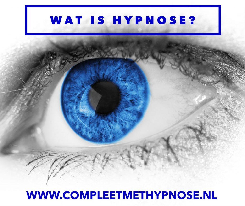 Wat is hypnose? In dit artikel legt Marjon Gaikhorst van Compleet met hypnose je uit wat hypnotherapie precies inhoudt.
